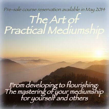 The Art of Practical Mediumship — Clairvoyant Psychic Medium | Amanda Linette Meder | Philadelphia, Pa | Greater Philadelphia Area | Lehigh Valley