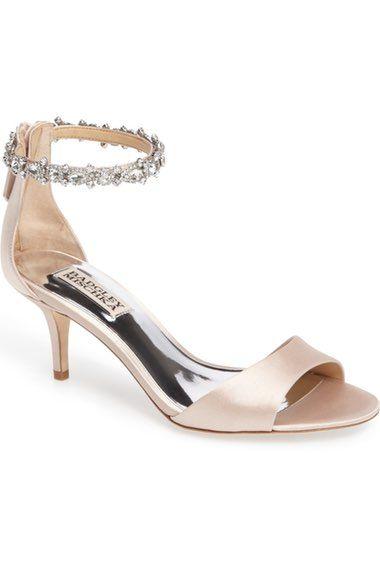 Badgley Mischka Geranium Embellished Sandal (Women) available at #Nordstrom