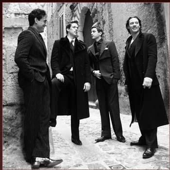 30 best images about il divo on pinterest to say goodbye - Il divo italian songs ...