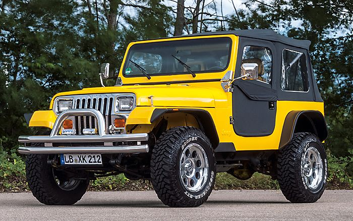 04 Wrangler Yj 1994 4 0 L Jeep Wrangler Cherokee Grand
