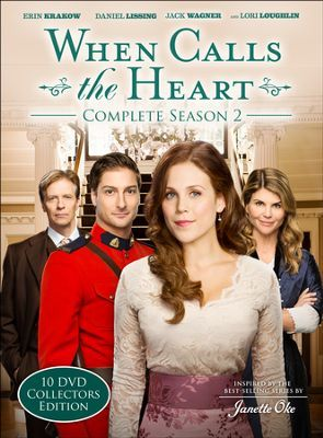 Checkout the movie When Calls the Heart: Canadian West: Season 2 on Christian Film Database: http://www.christianfilmdatabase.com/review/when-calls-the-heart-season-2/