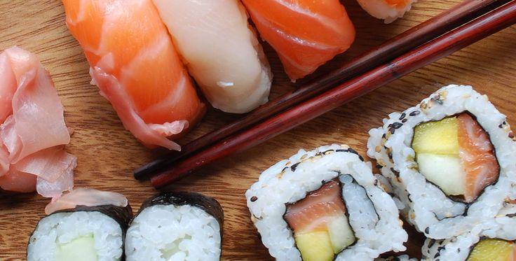 Sushi-Kochkurs in Sasbachwalden Raum Karlsruhe #Kochkurse #Kochschule #erlebniskochen