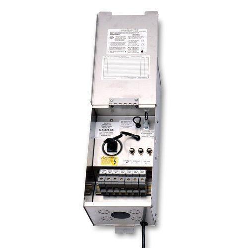 Kichler 100 Watt Professional Series Low Voltage Landscape Lighting Transformer - Stainless Steel