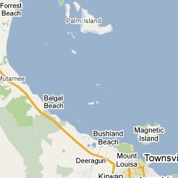 Townsville, Australia I will be going there on my 29th birthday!