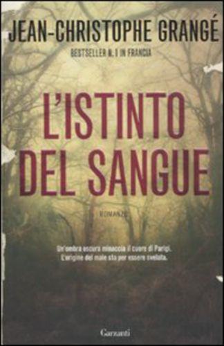 #(usato)l' istinto del sangue edizione Garzanti libri  ad Euro 19.60 in #Garzanti libri #Gialli horror noir