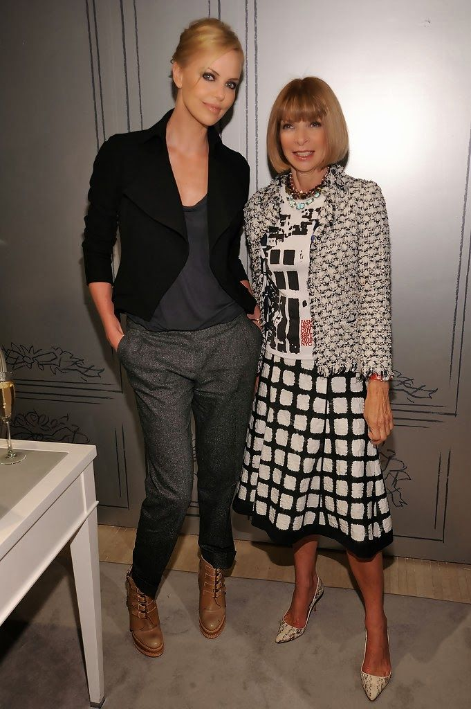 2013 marks 25 years that Anna Wintour has been at the helm of Vogue Magazine. Although there are varied opinions about the editor in chie...