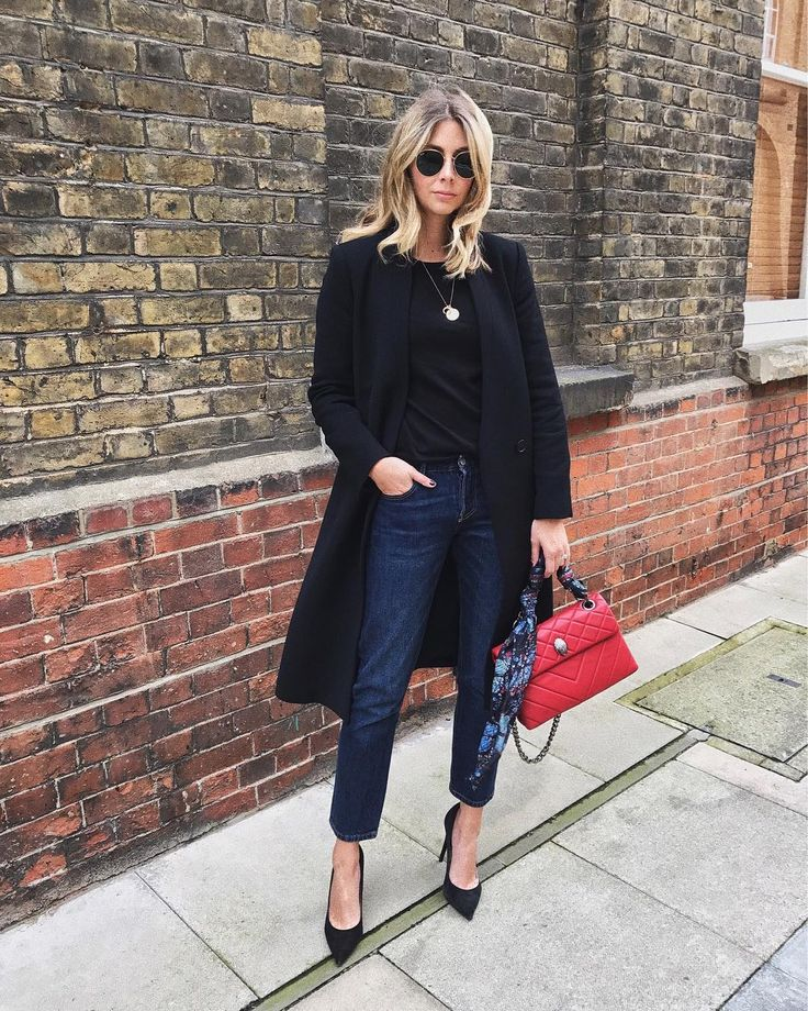 "3,646 Likes, 65 Comments - Emma Hill | EJSTYLE (@emmahill) on Instagram: ""Autumn basics all day errrrday  #ootd Shop the outfit via the link in my bio, plus a full review…"""