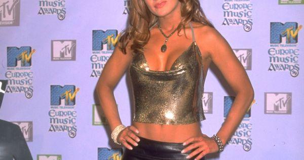 mtv Europe music awards 1999   Carmen Electra