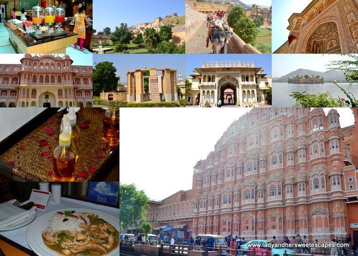 Lady in Jaipur India