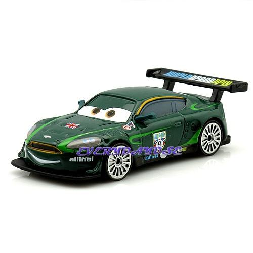 Disney Pixar Cars The British Racing Diecast Toys Loose Nigel Gearsley | eBay