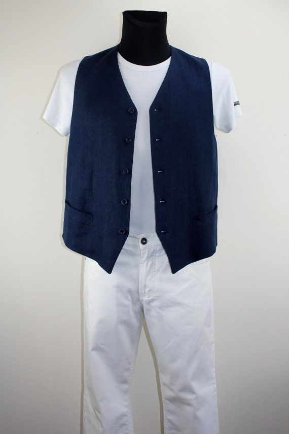 2 PARTS SET Vintage Completely white pants by DesignerSecondHand