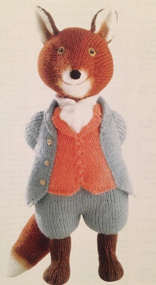 Beatrix Potter Toy Knitting Pattern in Crafts, Needlecrafts & Yarn, Crocheting & Knitting | eBay!