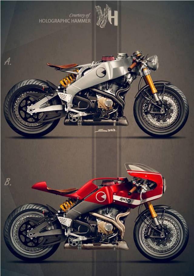 Tout commence avec la sortie de la désormais mythique BMR R90 S concept by Roland Sands … Comme pour beaucoup cette bécane fut une véritable claque, quelque chose de complètement nouveau venait de voir le jour, un grand bol d'air frais pour nous tous … Enfin une véritable moto «rétro -néo», avec un vrai parti …
