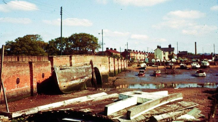 Bourne Bridge, 1960s