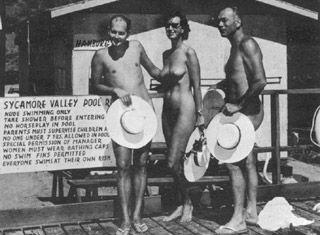 Η ιστορία του γυμνισμoύ