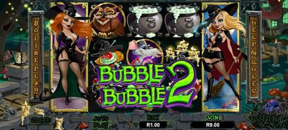 #BubbleBubble2Slot Launched, Get Bonuses and #FreeSpins  RTG has launched its brand new slot Bubble Bubble 2 and you can make use of bonuses and free spins at South African casinos to give it a try.  https://www.playcasino.co.za/blog/bubble-bubble-2-launched-get-bonuses-free-spins/