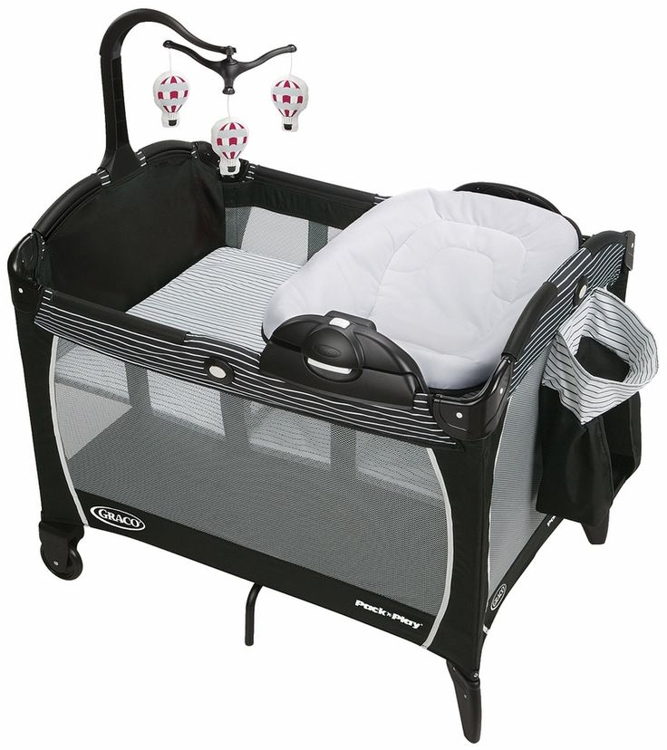 Graco Pack 'n Play Playard Portable Napper & Changer - Studio