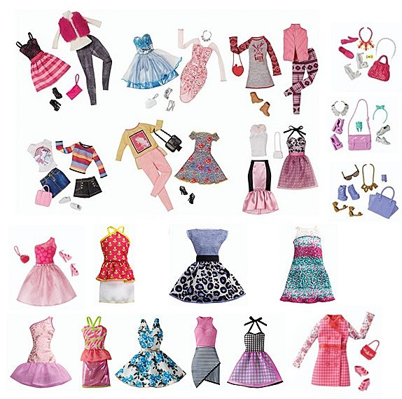 Ken Doll: Barbie Fashions 2015