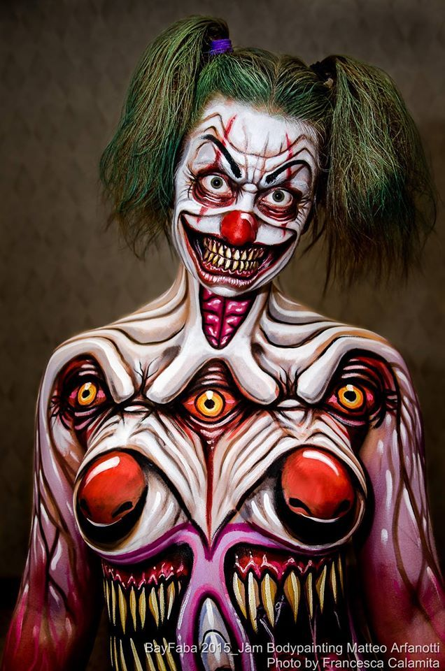 Wicked Clowns - Bing images