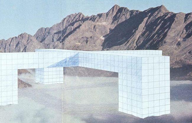 Surface radicale une collaboration du groupe d - Superstudio espana ...