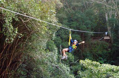 Big Island Eco-Adventures Hawaii Zip Line Tour