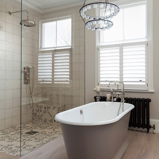Tall skirting boards were matched to others in the house and the sash  windows were minimally. 48 best DREAM BATHROOMS images on Pinterest   Dream bathrooms