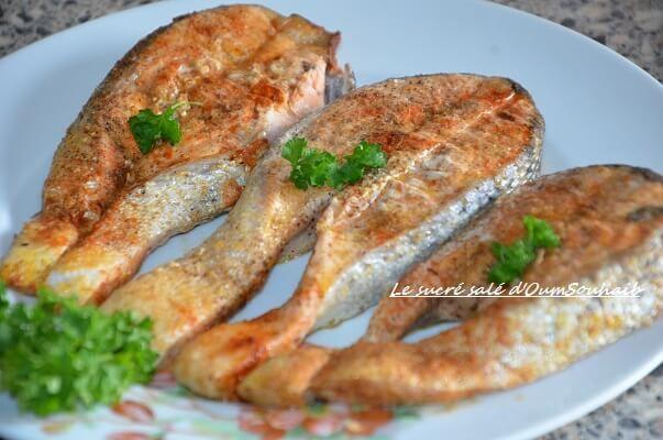 saumon en papillote au citron et cumin (au four), recette saumon frais au four en papillote avec du citron et du cumin, darne de saumon frais