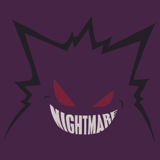 What level does Gengar learn nightmare - answers.com