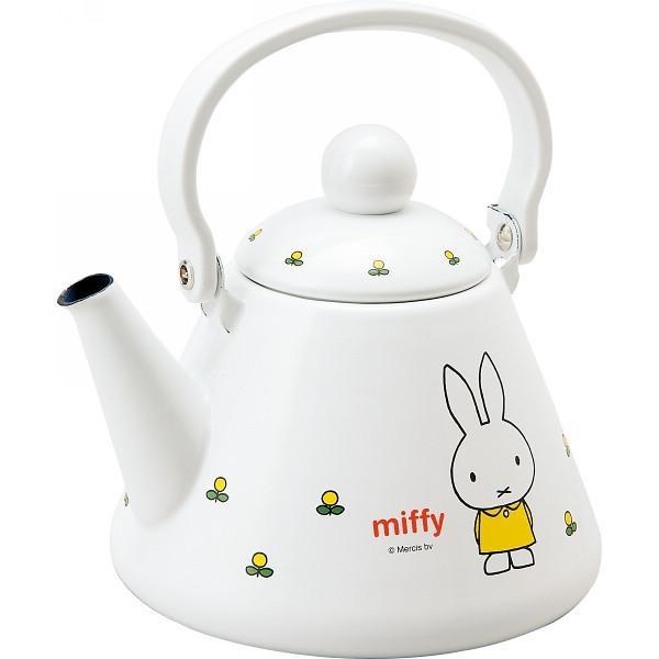 Miffy teapot