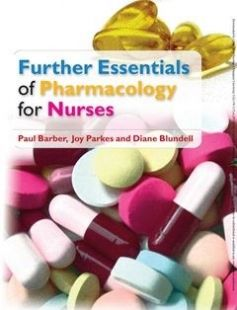 Further Essentials of Pharmacology for Nurses free download by Barber Paul; Parkes Joy; Blundell Diane ISBN: 9780335243983 with BooksBob. Fast and free eBooks download.  The post Further Essentials of Pharmacology for Nurses Free Download appeared first on Booksbob.com.