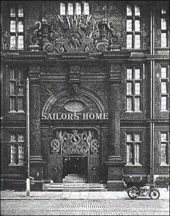Sailors home, Liverpool
