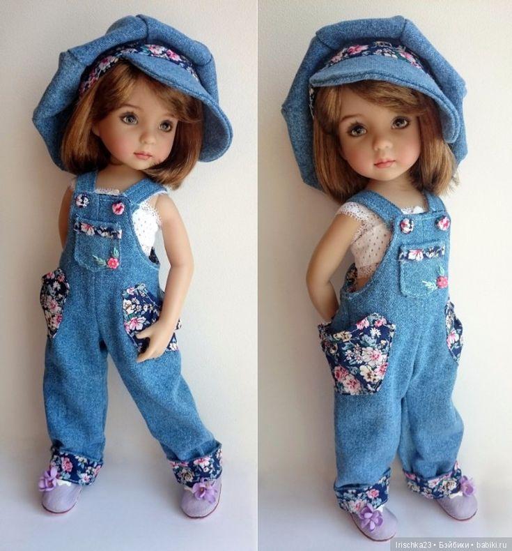 Образ сорванца. / Одежда и обувь для кукол - своими руками / Бэйбики. Куклы фото. Одежда для кукол
