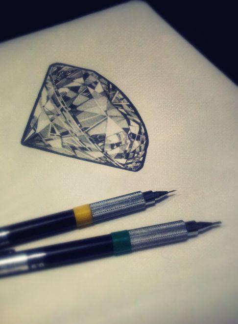 Fhöbik - Moleskine Diamant on Behance