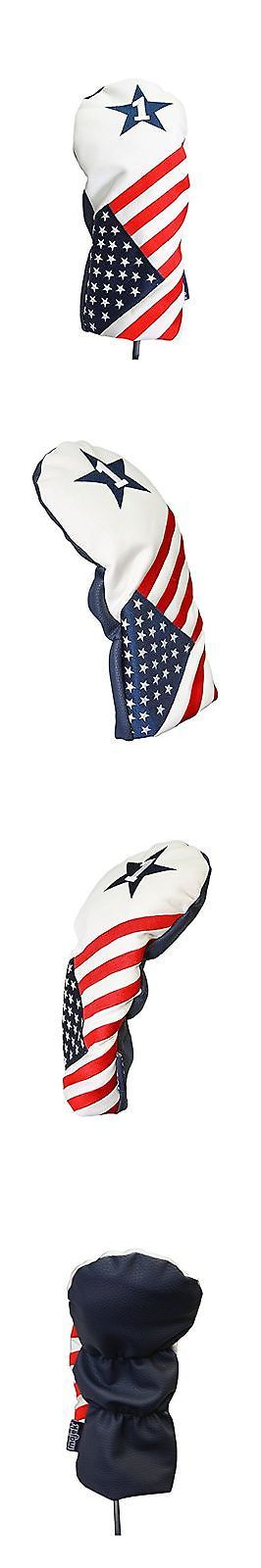 Club Head Covers 18930: Usa Patriot Golf 2016 Vintage Retro Patriotic Driver Headcover Head Cover Fit... -> BUY IT NOW ONLY: $30.47 on eBay!