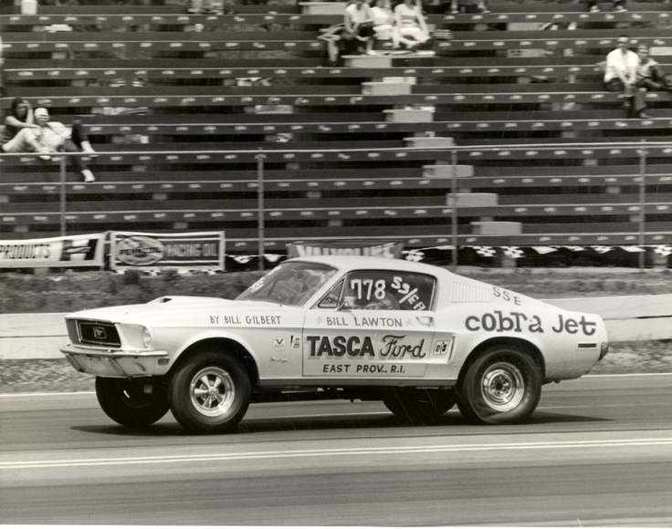 find this pin and more on 1968 mustang cobra jet drag car