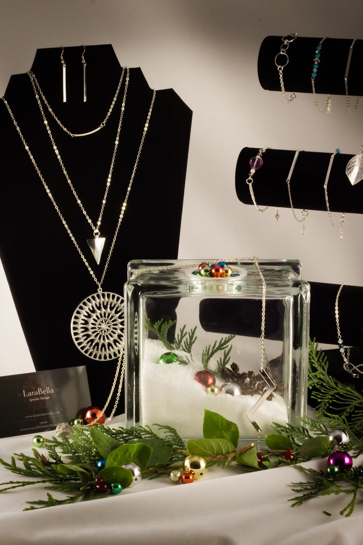 Christmas at LaraBella Jewelry Design.