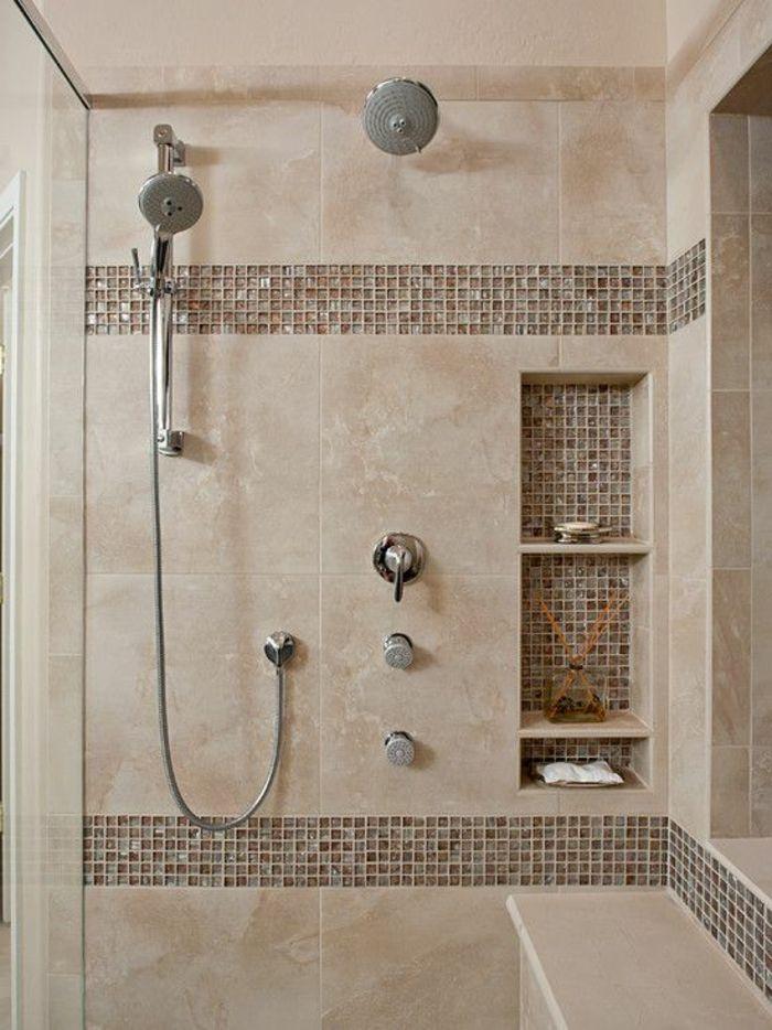▷ 1001+ Badfliesen Ideen für Wohlfühle zu Hause   Dusche ...
