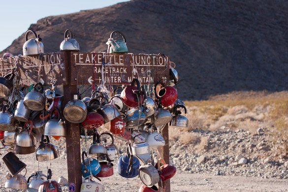 Teakettle Junction – Inyo County, California - Gastro Obscura