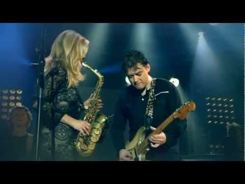 ▶ Candy Dulfer & David A. Stewart - Lily Was Here - YouTube