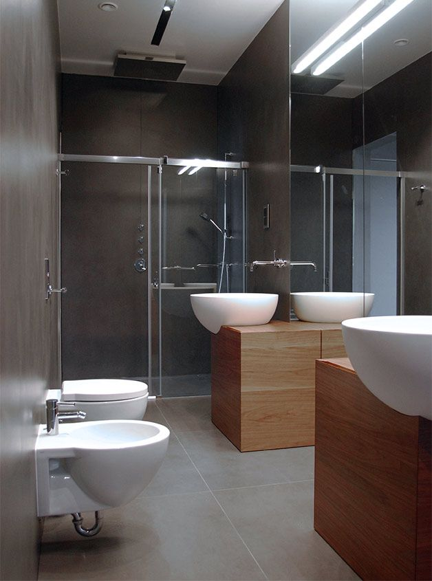 PULVA, minimalistic, interior design, minimal, modern, materials, home, homestyle, house, dom, space, bath, bathroom, toilet, zucchetti, toscoquattro
