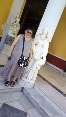 Randicska: Sisi Korfui búvóhelye (Achilleion)