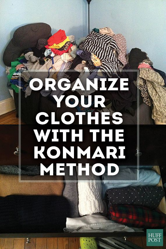 I Decluttered My Closet With The KonMari Method And Here's What Happened | Chanel Parks