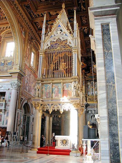 hidden monuments and churches of #rome
