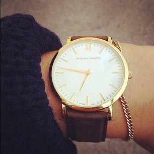 La montre oversize