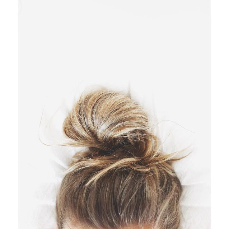 top knot. by: eirin kristiansen.