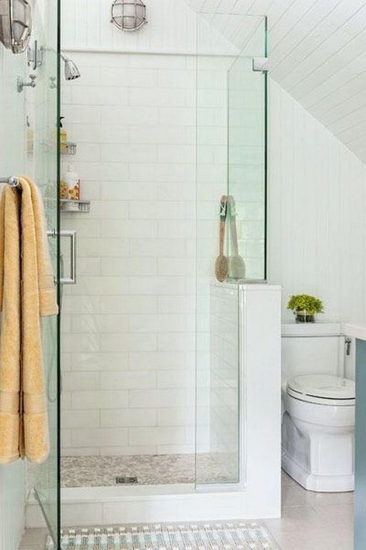 33+ Smart Solutions To Design a Tiny Bathroom Shower Ideas ...