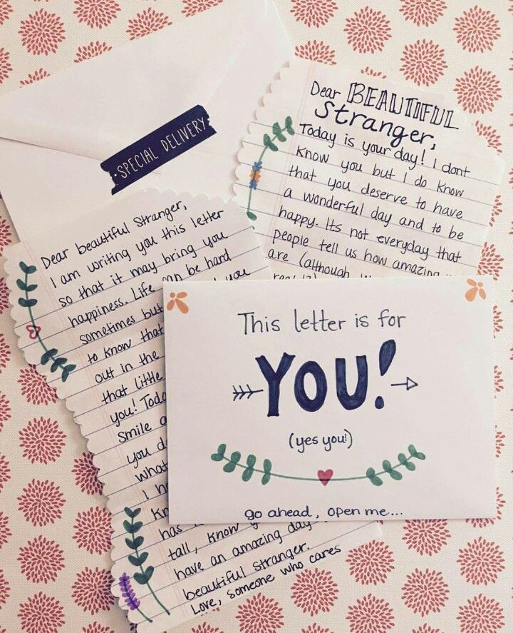 8 best Love letters to strangers u003c3 images on Pinterest Random - love letters