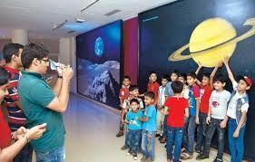 Taking a snap at Planetarium at fieldtrip #nehru #planetatrium #kids #visit #fieldtrips #enjoy #fun