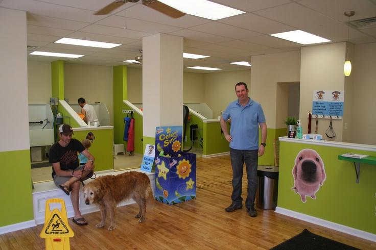 Animal House Self Service Dog Wash