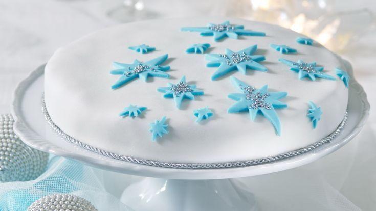 Nebeská vianočná torta